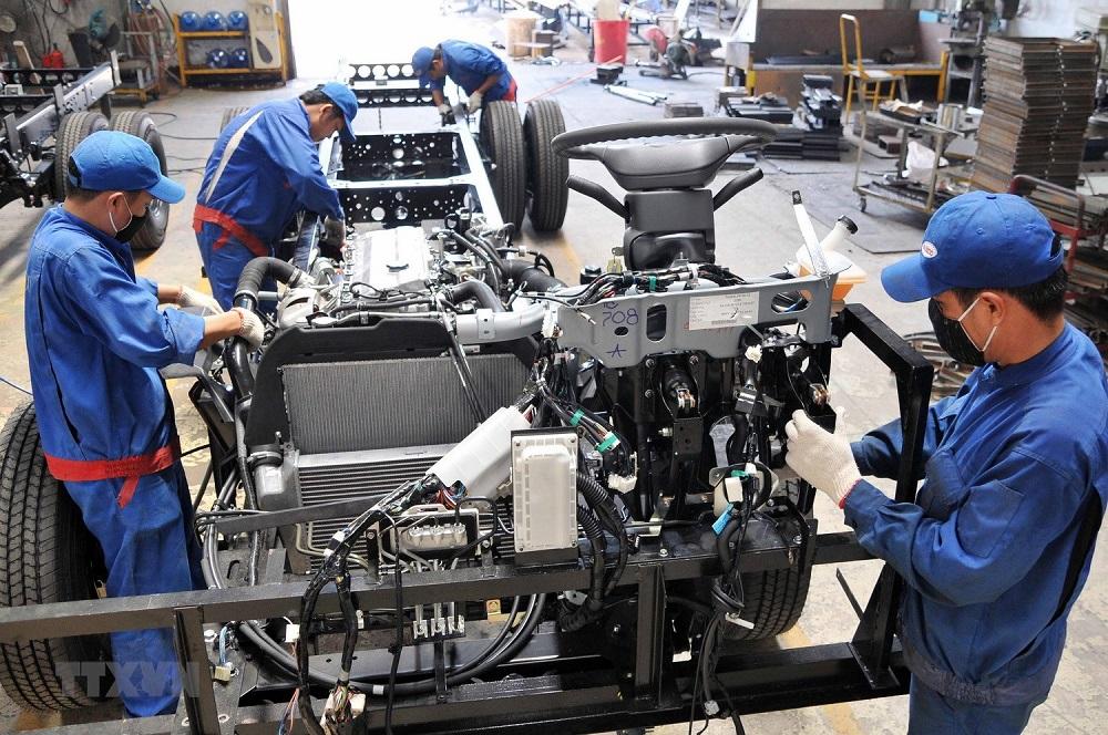 phần mềm ERP cho ngành cơ khí chế tạo
