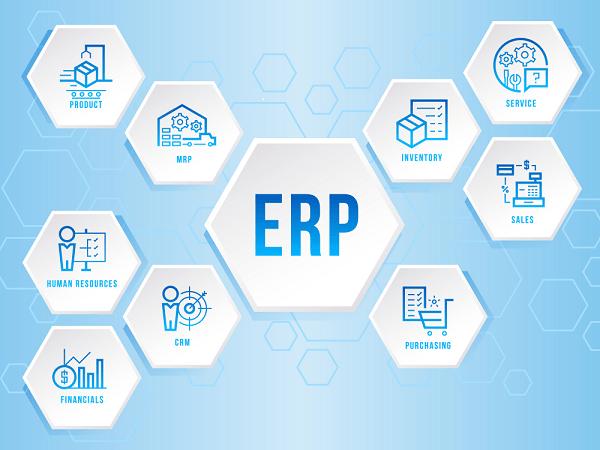 giải pháp ERP