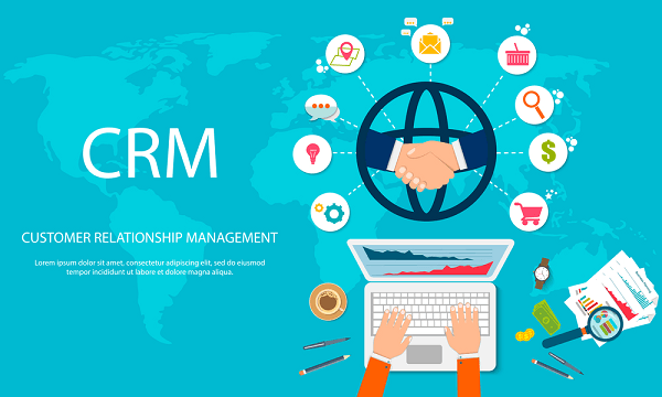 giải phápCRM cho doanh nghiệp