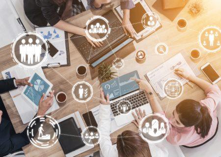 Quản trị hiệu suất với giải pháp quản lý nhân sự HRM