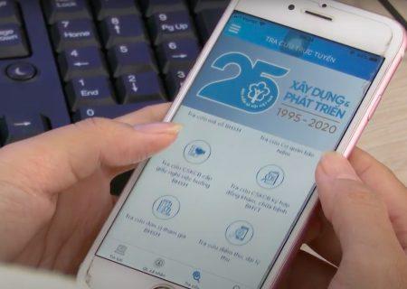 Từ 1/6 có thể dùng hình ảnh thẻ bảo hiểm y tế trên ứng dụng VssID thay cho thẻ giấy